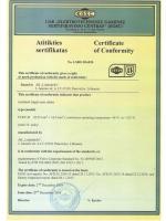 FLRY-B certificate